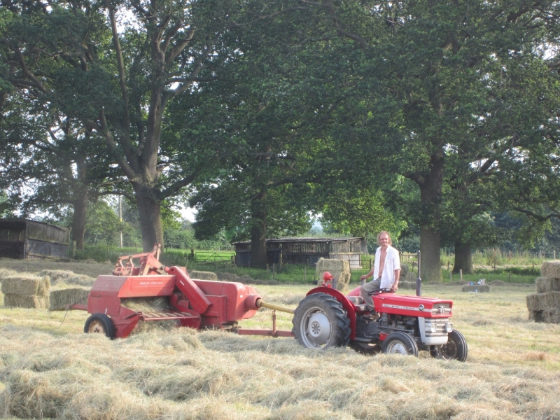 tim-baling-with-brians-tractor